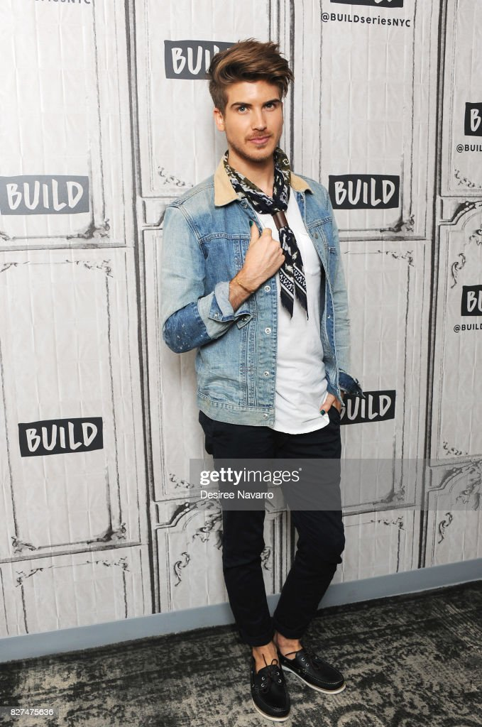 """Build Presents Joey Graceffa Discussing His Hosting Role In The YouTube Red Surreality Competition Series, """"Escape The Night"""""""