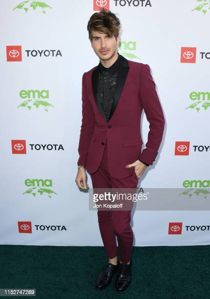Joey Graceffa attends the 29th Annual Environmental Media Awards at Montage Beverly Hills on May 30 2019 in Beverly Hills California