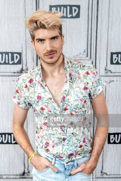 Joey Graceffa discusses The Savant with the Build Series at Build Studio on June 29 2018 in New York City