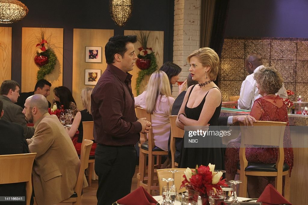 Joey U0027Joey And The Valentine Dateu0027 Episode 17 Aired Pictured Matt LeBlanc  As Joey