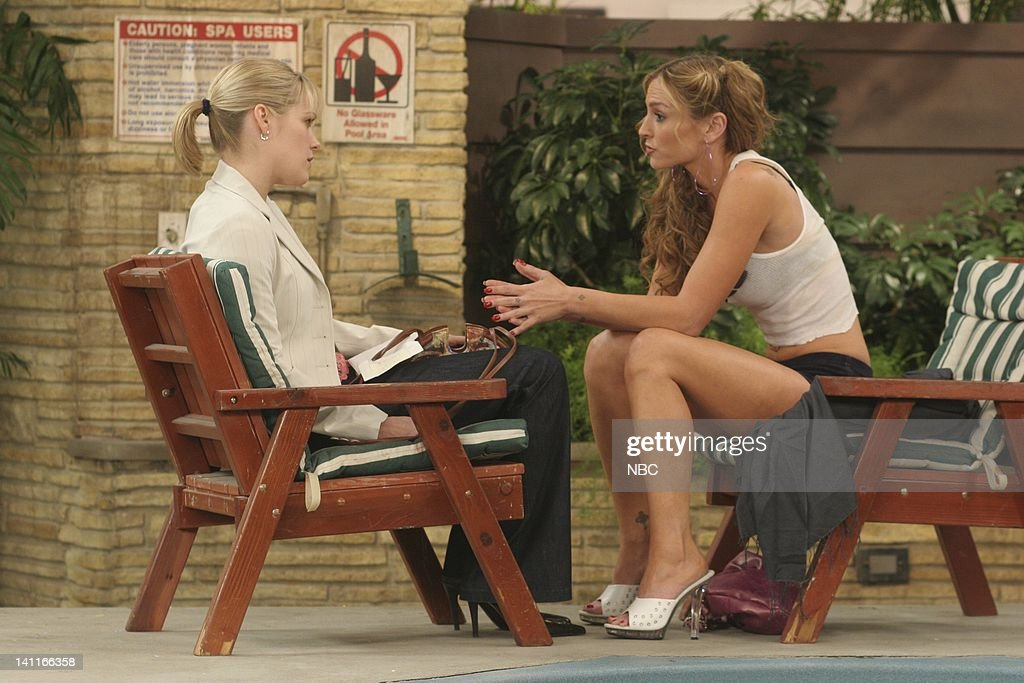 Fesselnd Joey U0027Joey And The Valentine Dateu0027 Episode 17 Aired Pictured Andrea Anders  As Alex