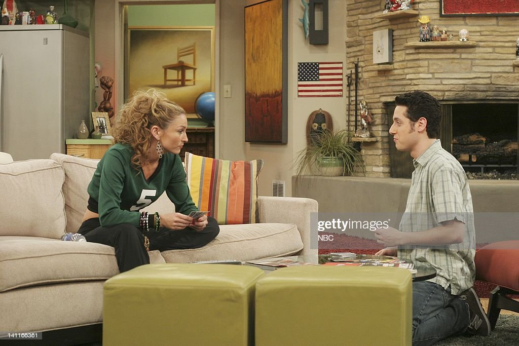 Joey U0027Joey And The Valentine Dateu0027 Episode 17 Aired Pictured Drea De Mateo  As