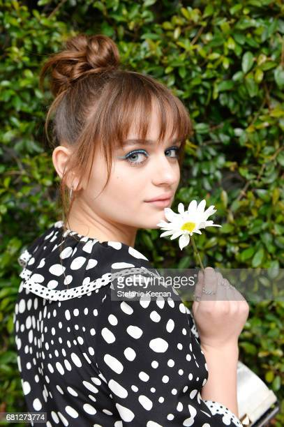 Joey King attends Marc Jacobs Fragrances and Kaia Gerber Celebrate DAISY on May 9 2017 in Beverly Hills California