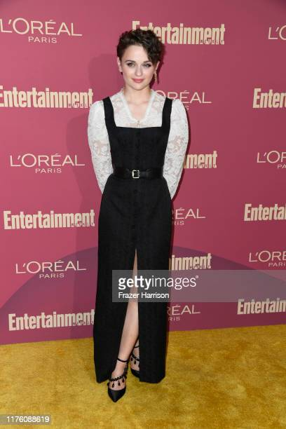 Joey King attends the 2019 Entertainment Weekly Pre-Emmy Party at Sunset Tower on September 20, 2019 in Los Angeles, California.