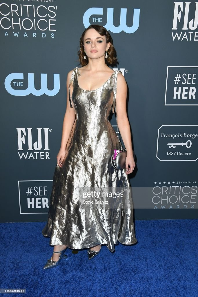 25th Annual Critics' Choice Awards - Arrivals : News Photo