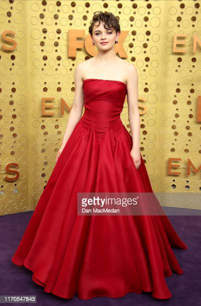 Joey King attends the 71st Emmy Awards at Microsoft Theater on September 22 2019 in Los Angeles California