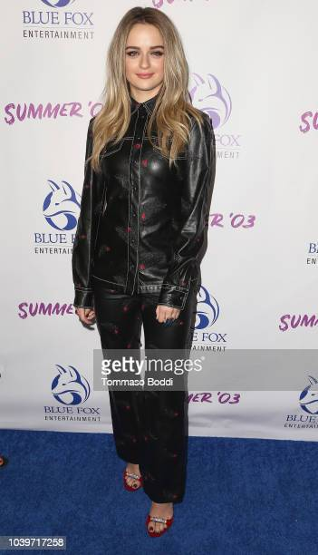 Bonnie Kathleen Ryan attends the Premiere Of Blue Fox Entertainment's 'Summer '03' at the Vista Theatre on September 24 2018 in Los Angeles California