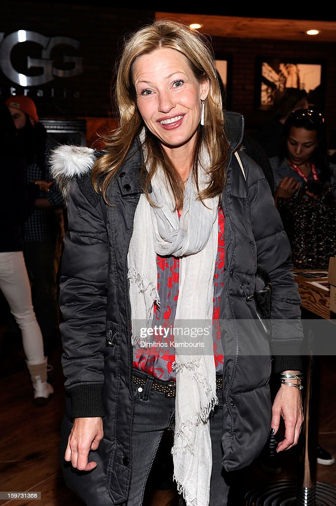 Joey Lauren Adams attends Day 2 of Village At The Lift 2013 on January 19, 2013 in Park City, Utah.