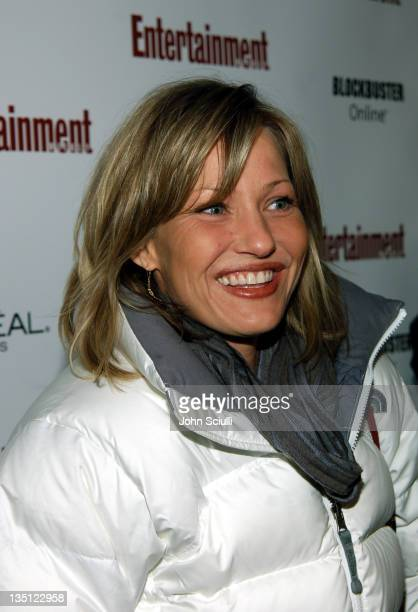 Joey Lauren Adams during 2006 Sundance Film Festival Entertainment Weekly Sundance Opening Weekend Party Red Carpet at The Shop in Park City Utah...
