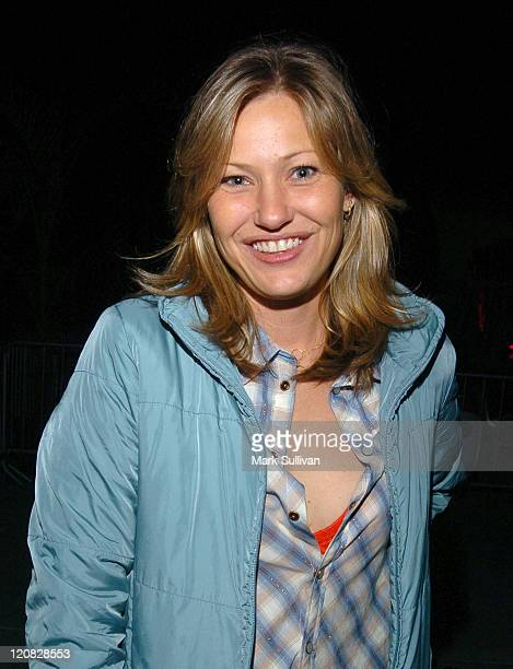 Joey Lauren Adams during AFI Fest 2005 Fuck Screening After Party at ArcLight Hollywood in Hollywood California United States