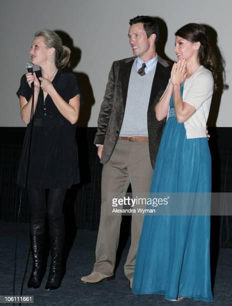 Joey Lauren Adams Jeffrey Donovan and Ashley Judd