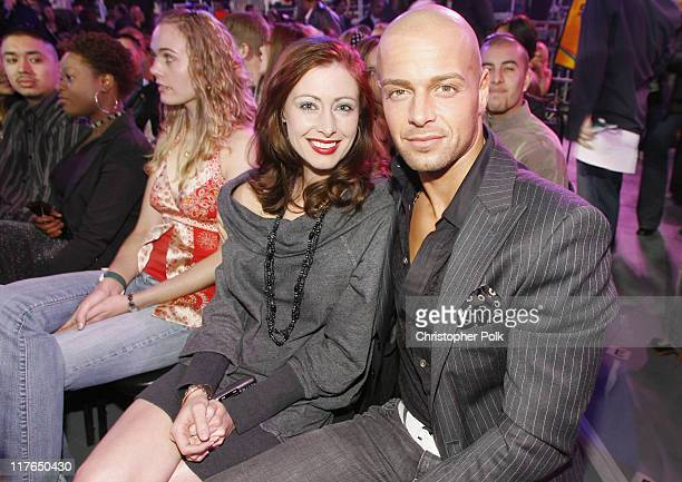 Joey Lawrence and wife Chandie YawnNelson
