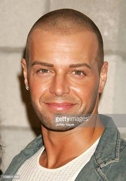 Joey Lawrence during CBS/Paramount/UPN/Showtime/King World 2006 TCA Winter Press Tour Party - Arrivals at The Wind Tunnel in Pasadena, California,...