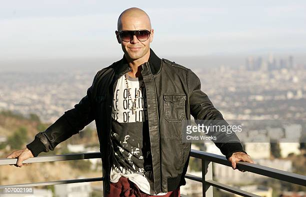 Joey Lawrence during French Connection Fall Fashion Preview at Private Residence in Los Angeles California United States