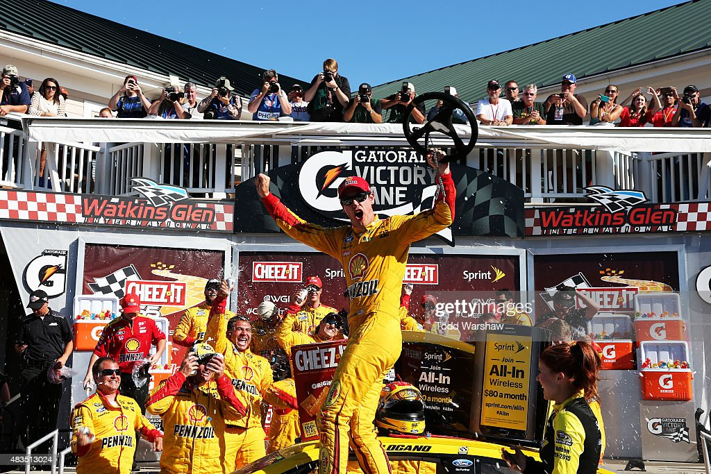 NASCAR Sprint Cup Series Cheez-It 355 at the Glen