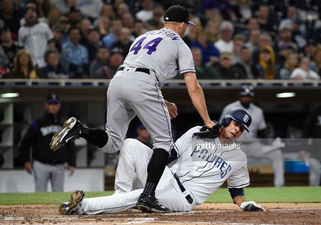 Colorado Rockies v San Diego Padres : News Photo