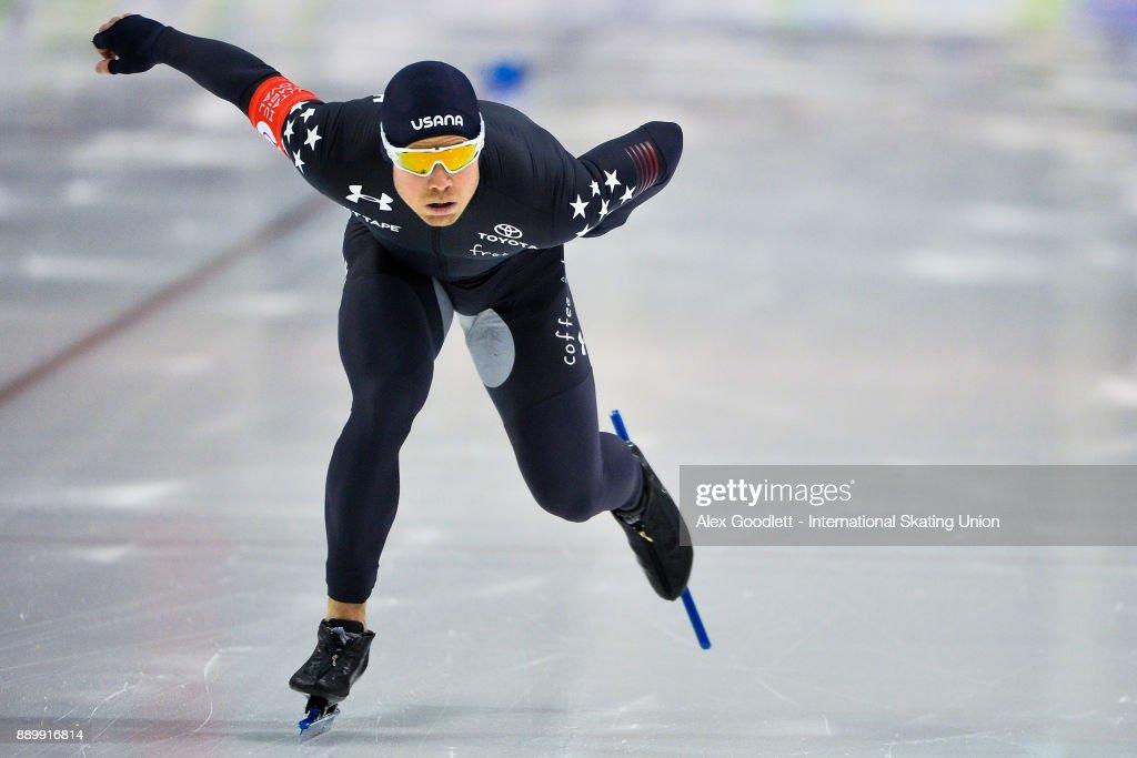 ISU World Cup Speed Skating - Salt Lake City
