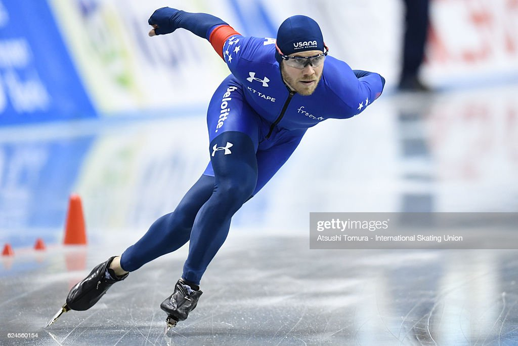 ISU World Cup Speed Skating - Nagano Day 3