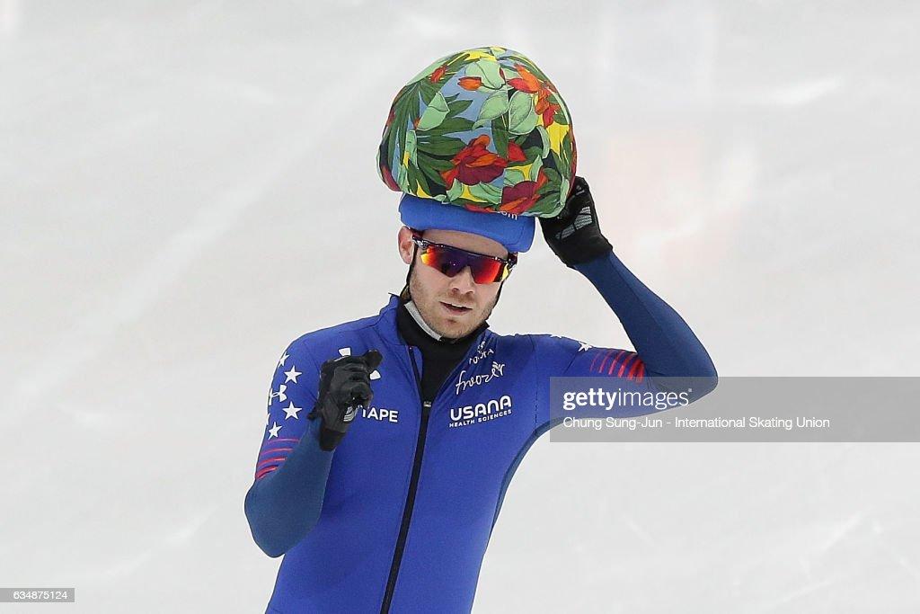 ISU World Single Distances Speed Skating Championships - Gangneung - Day 4