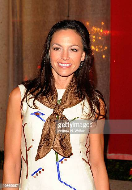 Joey Martin Feek of Joey Rory attends the 58th Annual BMI Country Music Awards at BMI on November 9 2010 in Nashville Tennessee