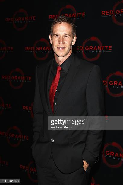 Joey McFarland attends the Red Granite Party during the 64th Annual Cannes Film Festival at Carlton Beach on May 14 2011 in Cannes France