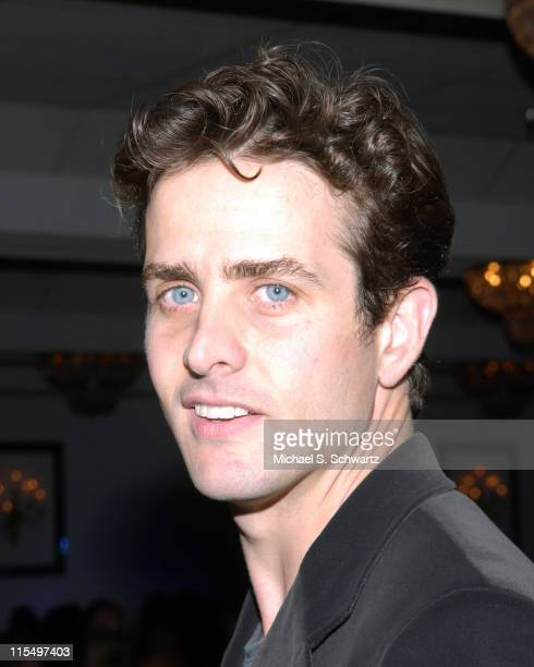 Joey McIntyre during Burbank High School's Night of Magic Funraiser with Guest Star Joey McIntyre at Pickwick Gardens in Burbank California United...