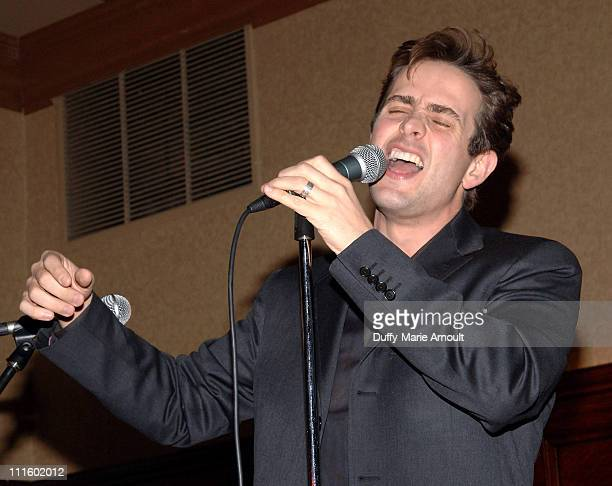 Joey McIntyre during Noel Ashman Throws Party for Joey McIntyre Celebrating the Release of His New Album Talk to Me and Dancing with the Stars Tour...