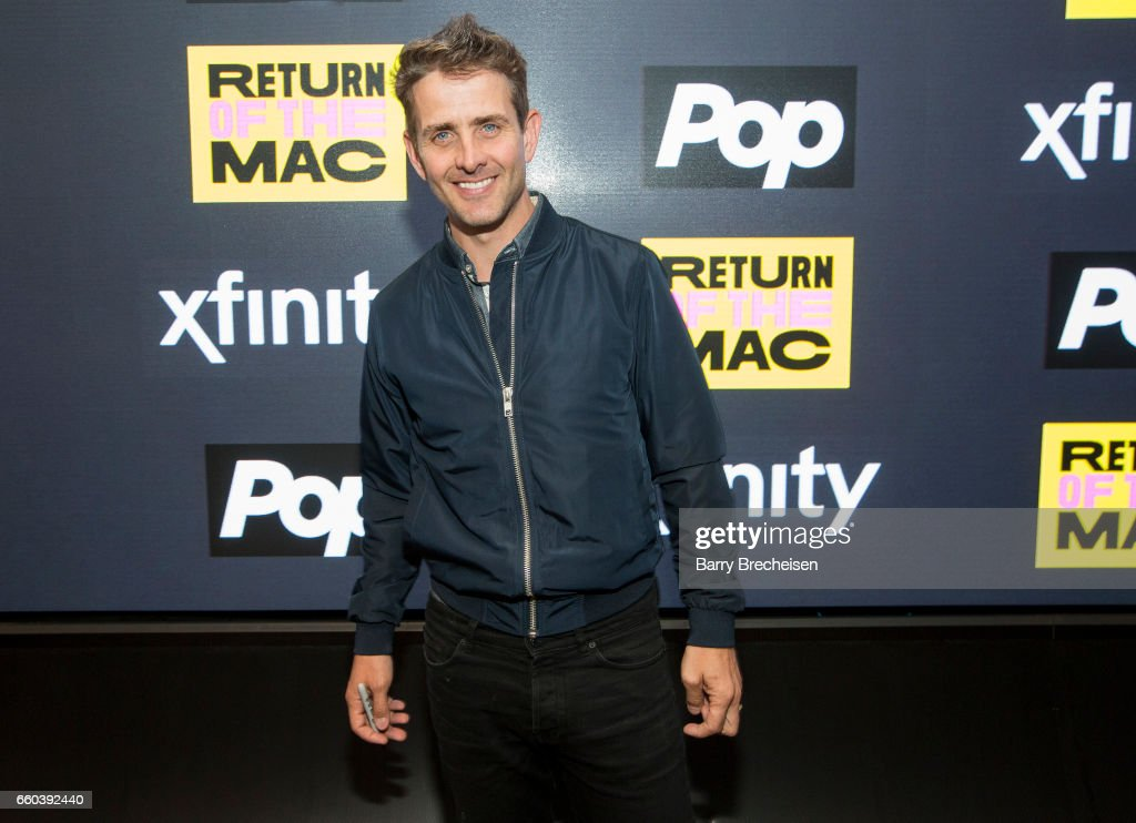 "Joey McIntyre Fan Meet & Greet To Promote ""Return Of The Mac"""