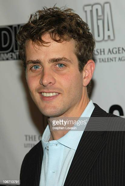 Joey McIntyre during The Gersh Agency Celebrates New York Upfronts with LA Confidential Hamptons and Gotham Magazines at Quo in New York City New...