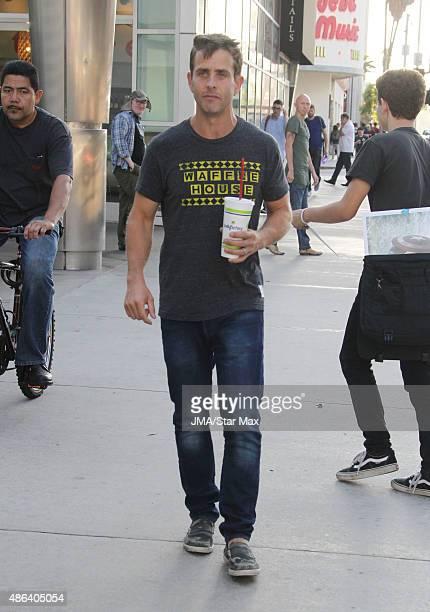 Joey McIntyre is seen on September 3 2015 in Los Angeles California