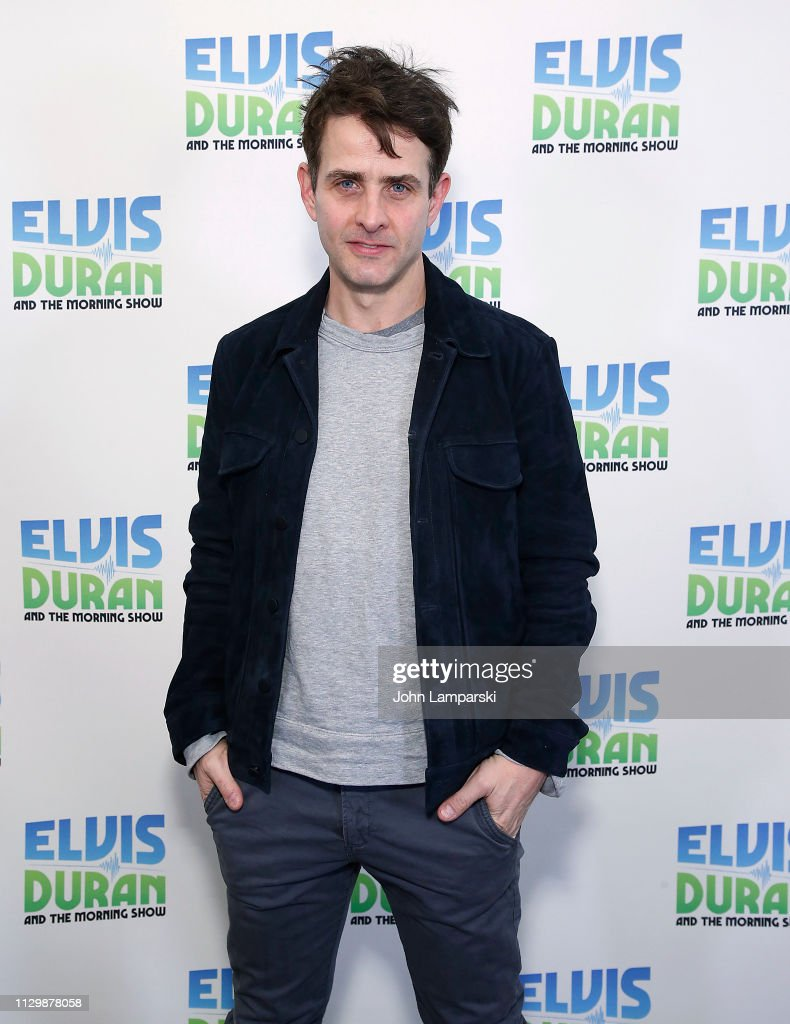 """NY: Joey McIntyre Visits """"The Elvis Duran Z100 Morning Show"""""""