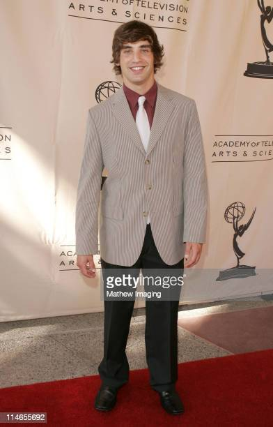 Joey Mendicino during 57th Annual Los Angeles Area Emmy Awards Arrivals Reception at Leonard H Goldenson Theatre in North Hollywood California United...