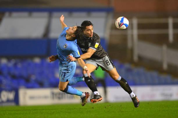 GBR: Coventry City v Sheffield Wednesday - Sky Bet Championship