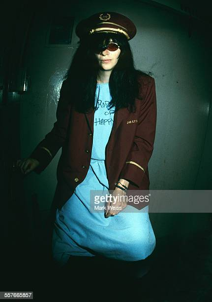 Joey Ramone of The Ramones United States 1991