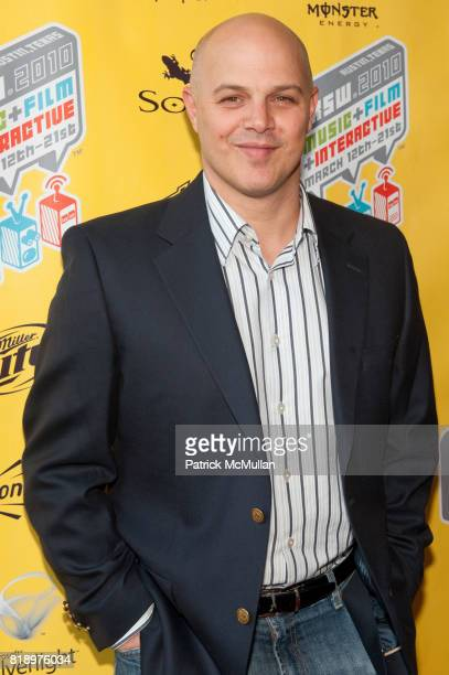 Joey Rappa attends Premiere Screening of GET LOW at SXSW at Paramount Theater on March 17 2010 in Austin TX