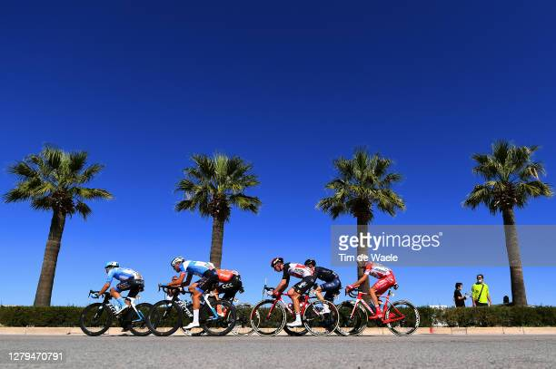 Joey Rosskopf of The United States and CCC Team / Matthew Holmes of The United Kingdom and Team Lotto Soudal / Alex Dowsett of The United Kingdom and...