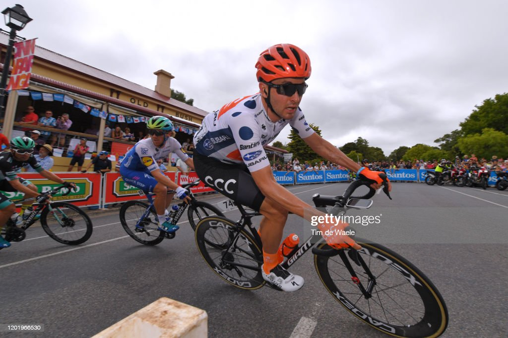 22nd Santos Tour Down Under 2020 - Stage 6 : ニュース写真