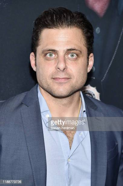 Joey Russo attends 21 Bridges New York Screening at AMC Lincoln Square Theater on November 19 2019 in New York City