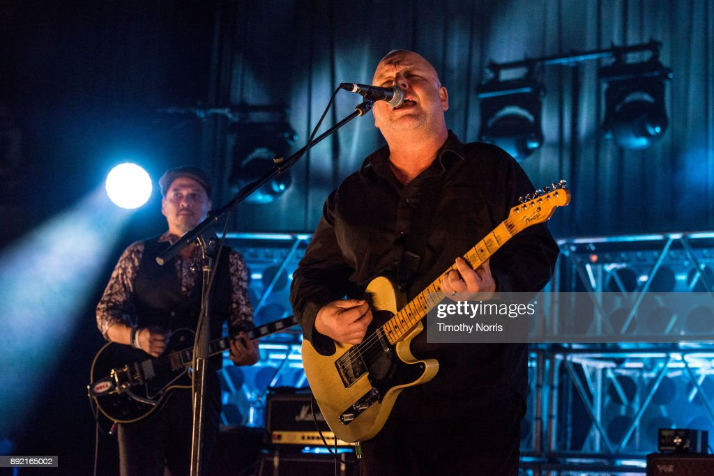 Pixies In Concert - Los Angeles, CA
