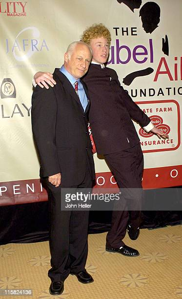 """Joey Travolta and Taylor Cross during Clay Aiken's Bubel/Aiken Foundation to Hold """"Voices For Change"""" Gala Benefit and Concert, Benefiting Children..."""