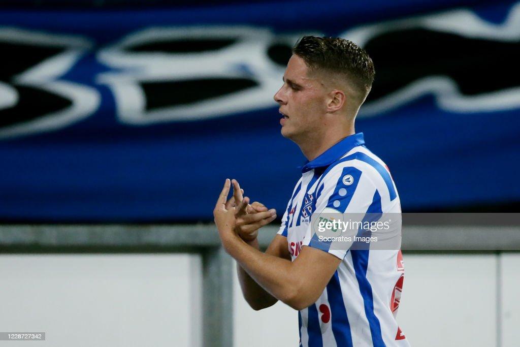 SC Heerenveen v VVV-Venlo - Dutch Eredivisie : ニュース写真