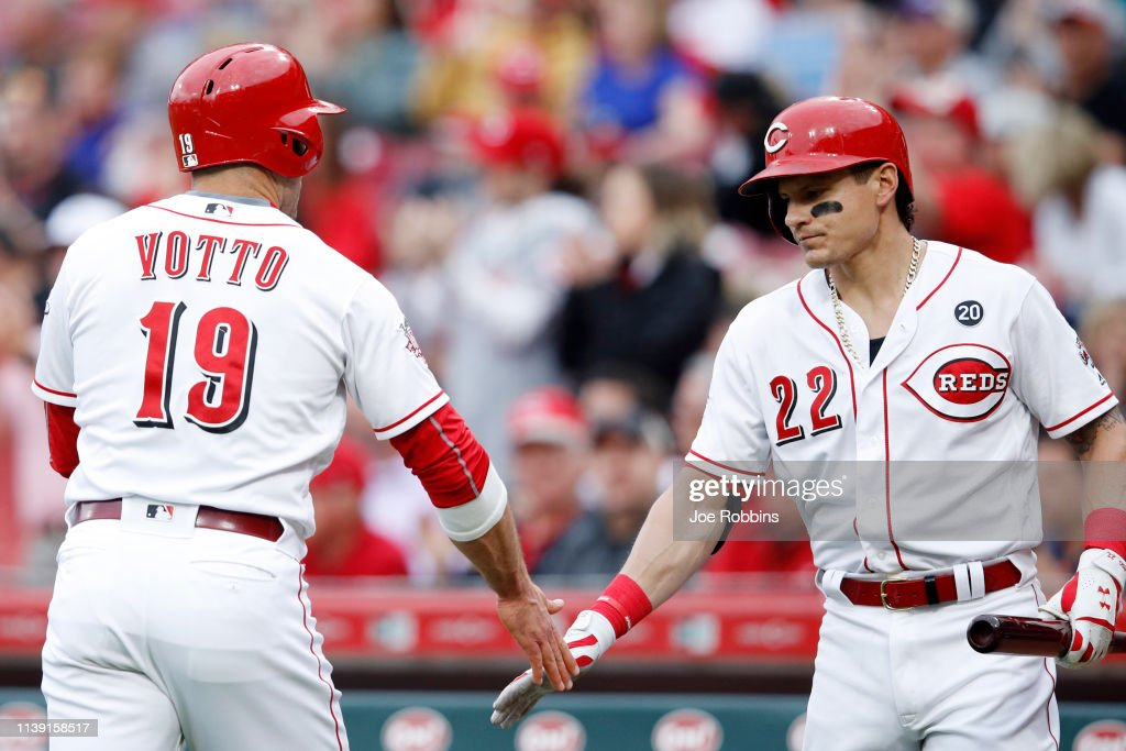 OH: Atlanta Braves v Cincinnati Reds