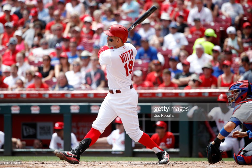 Chicago Cubs v Cincinnati Reds : News Photo