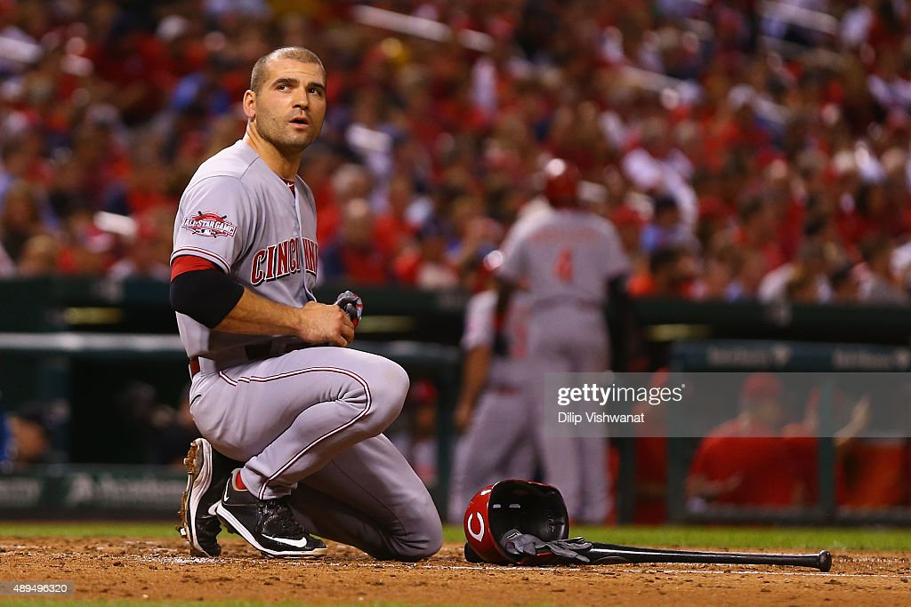 Cincinnati Reds v St Louis Cardinals : News Photo