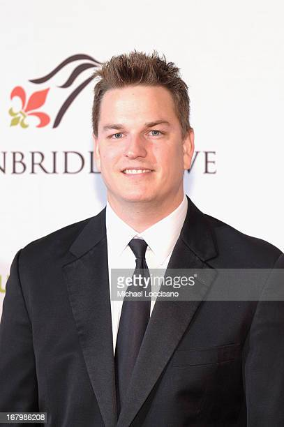 Joey Wagner attends the Unbridled Eve Gala for the 139th Kentucky Derby at The Galt House Hotel Suites' Grand Ballroom on May 3 2013 in Louisville...