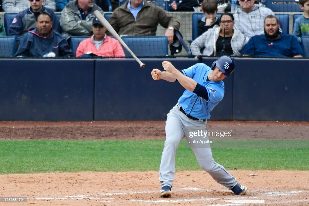 FL: Tampa Bay Rays v New York Yankees