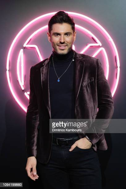 Joey Zauzig attends the Jump Into Spring MICHAEL Michael Kors Spring 2019 Launch Party at Dolby Soho on February 5 2019 in New York City