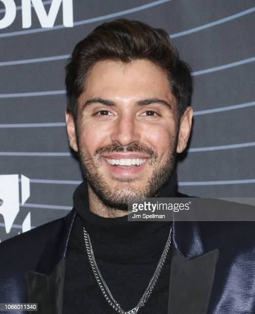 Joey Zauzig attends the MTV Staying Alive Foundation 20th Anniversary gala at Gustavino's on November 27 2018 in New York City