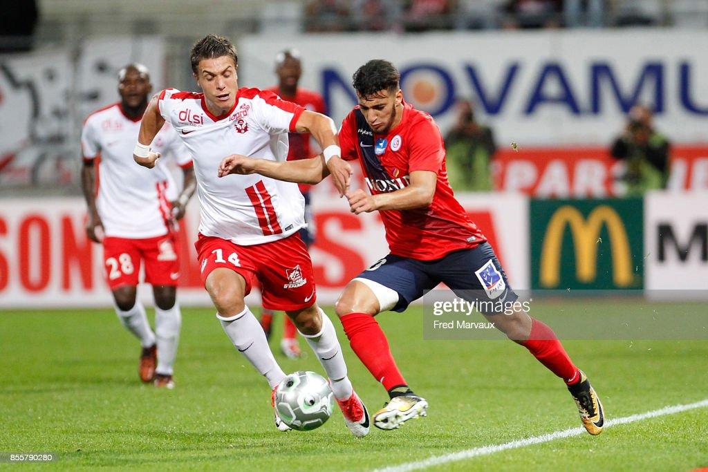 As Nancy Lorraine v Chateauroux - Ligue 2 : News Photo