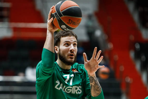 RUS: Zenit St Petersburg v Zalgiris Kaunas - Turkish Airlines EuroLeague